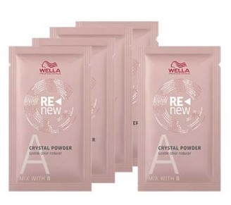 Wella Color Renew Crystal Кристалл-пудра 5*9 г